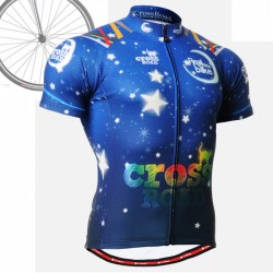 """CS2302"" - FIXGEAR Short Sleeve Cycling Jersey."