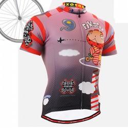 """CS1602"" - Maillot Ciclismo Manga Corta FIXGEAR."