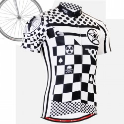 """CS602"" - FIXGEAR Short Sleeve Cycling Jersey."