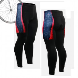 """LTG6"" - Pantalón Largo de Ciclismo FIXGEAR."