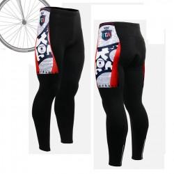 """LTG4"" - Pantalón Largo de Ciclismo FIXGEAR."
