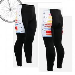 """""""LT33"""" - Pantalón Largo de Ciclismo FIXGEAR."""