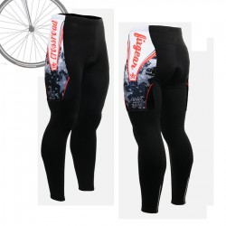 """""""LT24"""" - Pantalón Largo de Ciclismo FIXGEAR."""