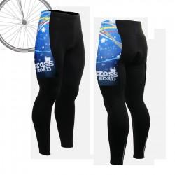 """""""LT23"""" - Pantalón Largo de Ciclismo FIXGEAR."""