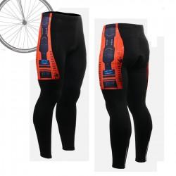 """IRON FIX"" - FIXGEAR Long Cycling Pants."