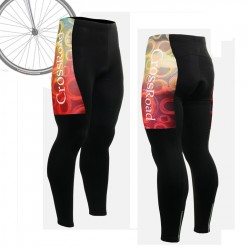 """""""LT4"""" - Pantalón Largo de Ciclismo FIXGEAR."""
