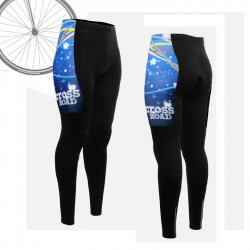 """WLT23"" MUJER - Pantalón Largo de Ciclismo FIXGEAR."