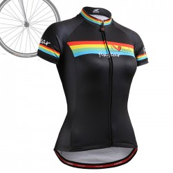 """Primary"" WOMAN - FIXGEAR Short Sleeve Cycling Jersey."