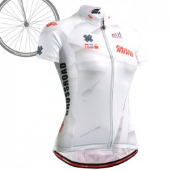 """CSW1402"" WOMAN  - FIXGEAR Short Sleeve Cycling Jersey."