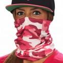 """PINK CAMO"" Face Shield"