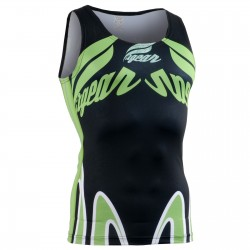 """CFNL12K"" Tank Top - FIXGEAR Second Skin Technical Compression Shirt ."