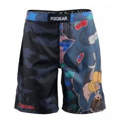 """WTF?"" - Bermuda/Fight Short/Boxeo/Board Short FIXGEAR."