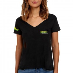 WOMENS COTTON PREMIUM SHORT SLEEVE T-SHIRT - DEFENCE LAB