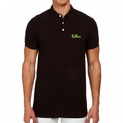 MENS POLO PREMIUM EMBROIDERED - DEFENCE LAB