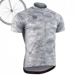 """""""CAMO G"""" - FIXGEAR Short Sleeve Cycling Jersey."""