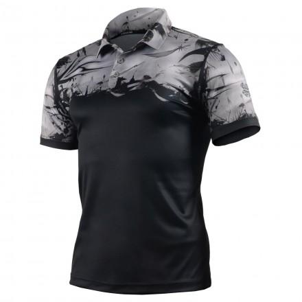 """INK"" - FIXGEAR Short Sleeve 3 Button Casual & Technical Polo"