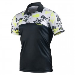 """FULL BLOOM"" - FIXGEAR Short Sleeve 3 Button Casual & Technical Polo"