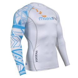 MadridFly Technical Long Sleeve Shirt/Rashguard