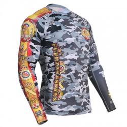 TEAM FUERZAS ESPAÑA UNISEX Technical Long Sleeve Shirt