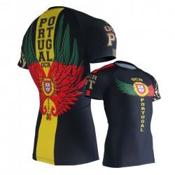 OCR PORTUGAL UNISEX Technical Short Sleeve Shirt