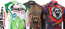 Long Sleeve Cycling Jerseys (MEN)