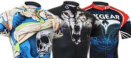 Short Sleeve Cycling Jerseys (MEN)
