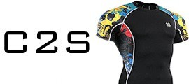 C2S Series (Graphics on Sleeves and Sides)