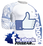 S�guenos en Facebook - Follow us on Facebook